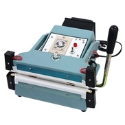 Desktop hand pressure transient heat sealing machine